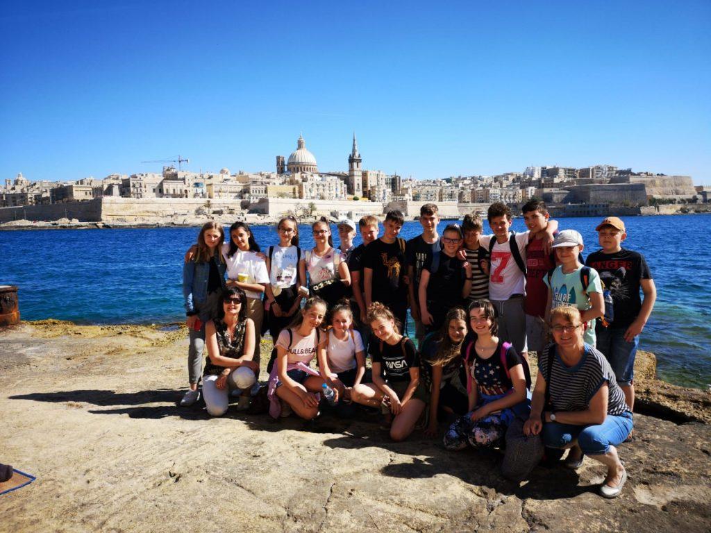 Cursos de Inglês para Jovens Gateway School of English GSE Malta