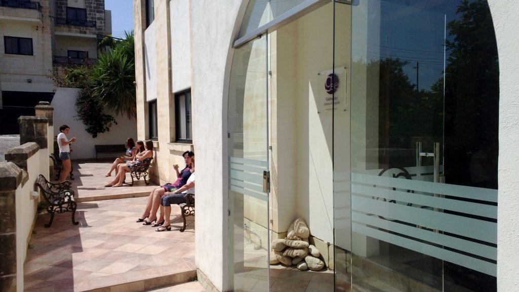 Escola de inglês em Malta para estudar cursos de inglês e intercâmbio Gateway School of English GSE