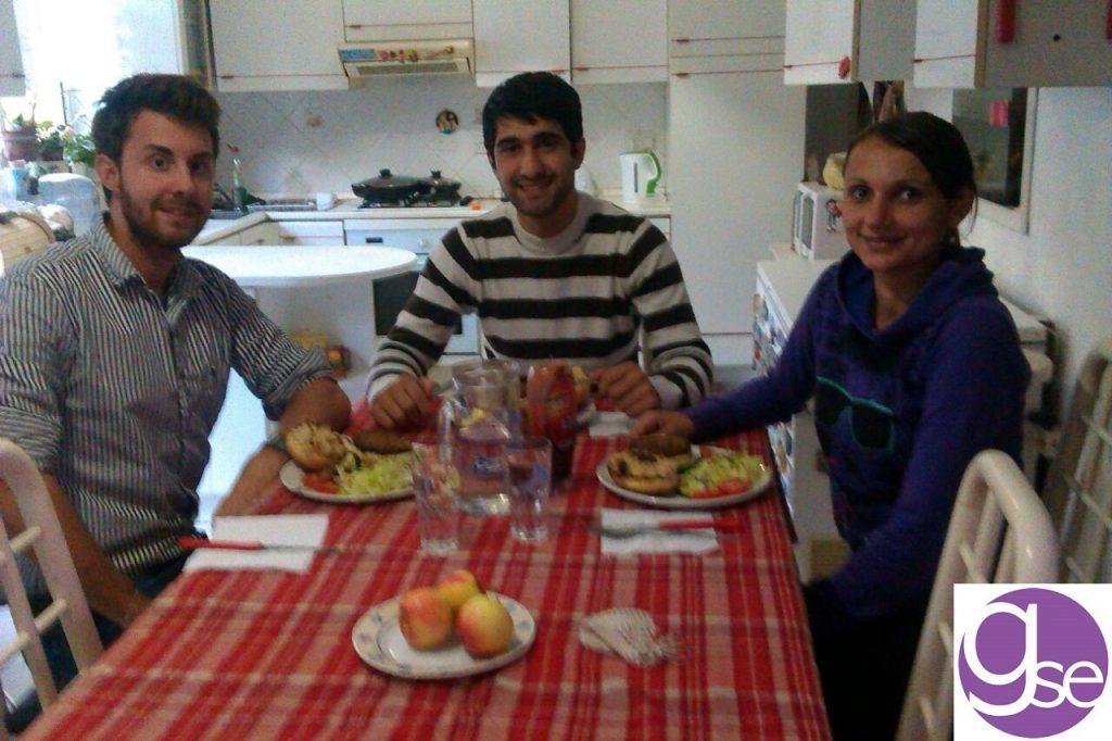 alojamento de hospedagem em casa de família escola de inglês malta GSE Gateway School of English